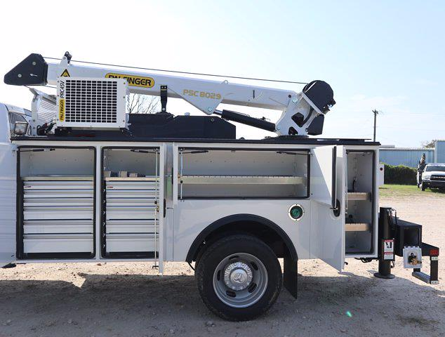 2021 Ram 5500 Regular Cab DRW 4x4,  Palfinger PAL Pro 43 Mechanics Body #613021 - photo 33
