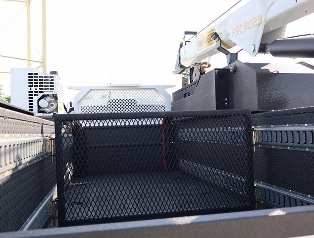 2021 Ram 5500 Regular Cab DRW 4x4,  Palfinger PAL Pro 43 Mechanics Body #613021 - photo 10