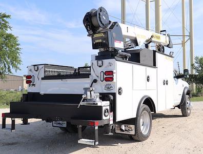 2021 Ram 5500 Regular Cab DRW 4x4,  Palfinger PAL Pro 43 Mechanics Body #613021 - photo 2