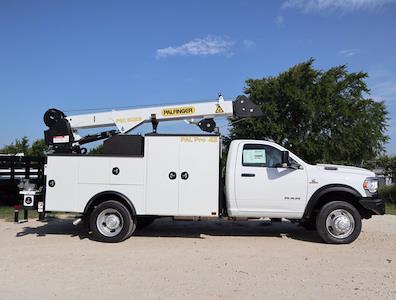 2021 Ram 5500 Regular Cab DRW 4x4,  Palfinger PAL Pro 43 Mechanics Body #613021 - photo 15