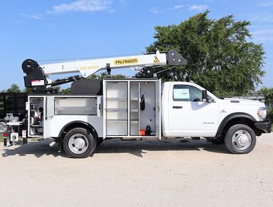 2021 Ram 5500 Regular Cab DRW 4x4,  Palfinger PAL Pro 43 Mechanics Body #613021 - photo 22