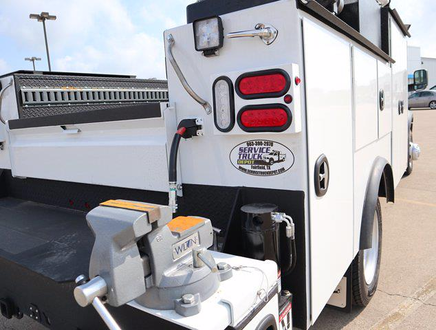 2021 Ram 5500 Regular Cab DRW 4x4,  Palfinger PAL Pro 43 Mechanics Body #613022 - photo 17