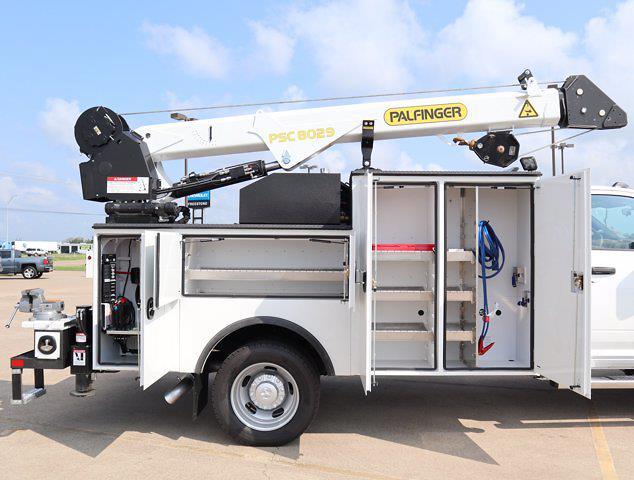 2021 Ram 5500 Regular Cab DRW 4x4,  Palfinger PAL Pro 43 Mechanics Body #613022 - photo 33