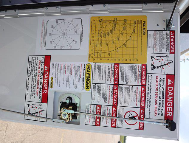 2021 Ram 5500 Regular Cab DRW 4x4,  Palfinger PAL Pro 43 Mechanics Body #613022 - photo 35