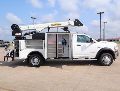 2021 Ram 5500 Regular Cab DRW 4x4,  Palfinger PAL Pro 43 Mechanics Body #613022 - photo 32