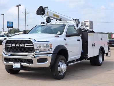 2021 Ram 5500 Regular Cab DRW 4x4,  Palfinger PAL Pro 43 Mechanics Body #613022 - photo 5