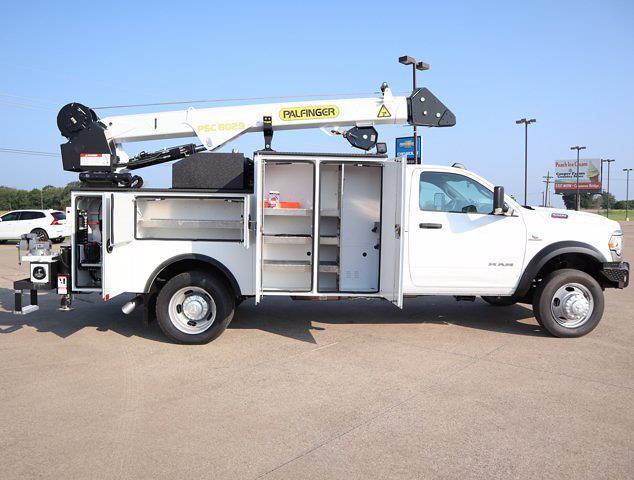 2021 Ram 5500 Regular Cab DRW 4x4,  Palfinger PAL Pro 43 Mechanics Body #613023 - photo 22