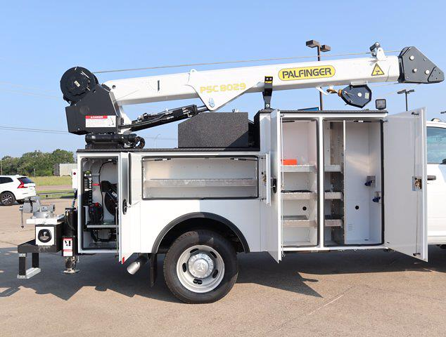 2021 Ram 5500 Regular Cab DRW 4x4,  Palfinger PAL Pro 43 Mechanics Body #613023 - photo 23