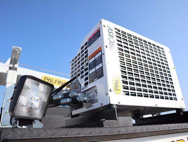 2021 Ram 5500 Regular Cab DRW 4x4,  Palfinger PAL Pro 43 Mechanics Body #613023 - photo 33