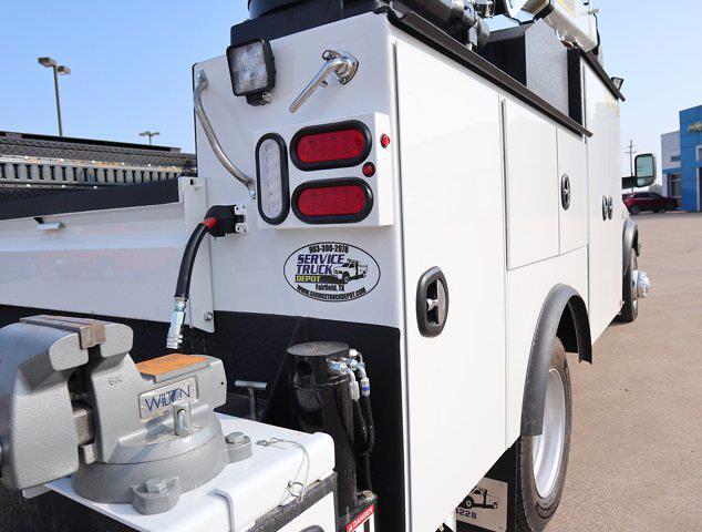 2021 Ram 5500 Regular Cab DRW 4x4,  Palfinger PAL Pro 43 Mechanics Body #613024 - photo 14