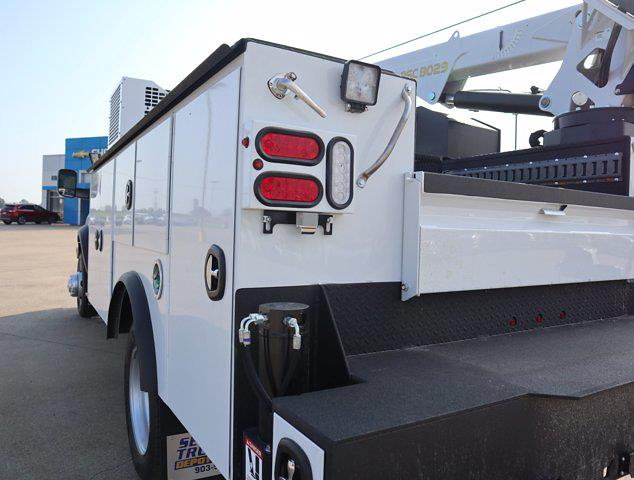 2021 Ram 5500 Regular Cab DRW 4x4,  Palfinger PAL Pro 43 Mechanics Body #613024 - photo 8