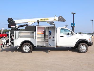 2021 Ram 5500 Regular Cab DRW 4x4,  Palfinger PAL Pro 43 Mechanics Body #613024 - photo 23