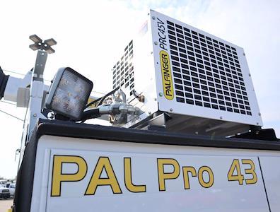 2021 Ram 5500 Regular Cab DRW 4x4,  Palfinger PAL Pro 43 Mechanics Body #613024 - photo 33