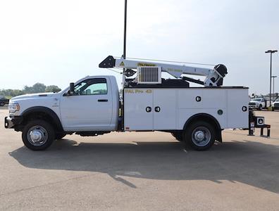 2021 Ram 5500 Regular Cab DRW 4x4,  Palfinger PAL Pro 43 Mechanics Body #613024 - photo 6