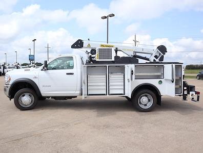 2021 Ram 5500 Regular Cab DRW 4x4, Mechanics Body #613025 - photo 27