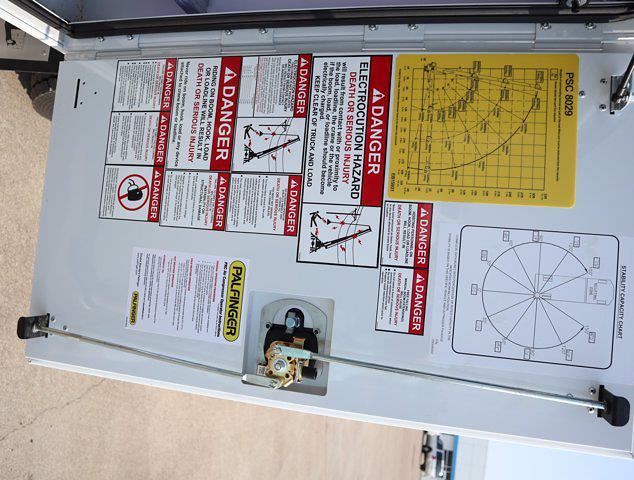 2021 Ram 5500 Regular Cab DRW 4x4,  Palfinger PAL Pro 43 Mechanics Body #613026 - photo 26