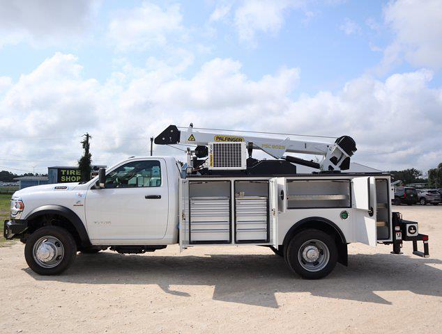 2021 Ram 5500 Regular Cab DRW 4x4, Mechanics Body #613027 - photo 54