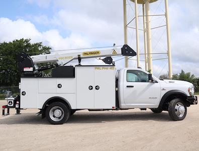 2021 Ram 5500 Regular Cab DRW 4x4, Mechanics Body #613027 - photo 12