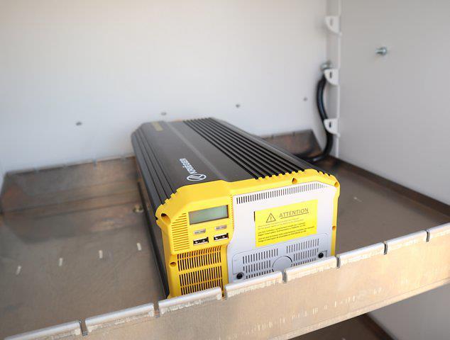 2021 Ram 5500 Regular Cab DRW 4x4,  Palfinger PAL Pro 43 Mechanics Body #613028 - photo 37