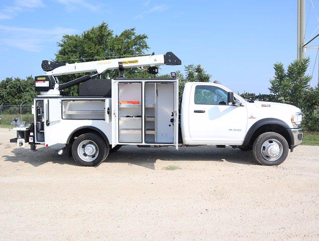 2021 Ram 5500 Regular Cab DRW 4x4,  Palfinger PAL Pro 39 Mechanics Body #613030 - photo 30