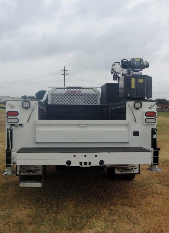2019 Ram 3500 Crew Cab DRW 4x4,  Mechanics Body #613523 - photo 6