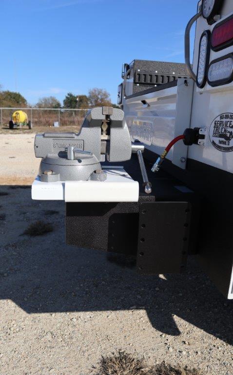 2019 Ram 5500 Regular Cab DRW 4x4, Palfinger PAL Pro 20 Mechanics Body #617065 - photo 10