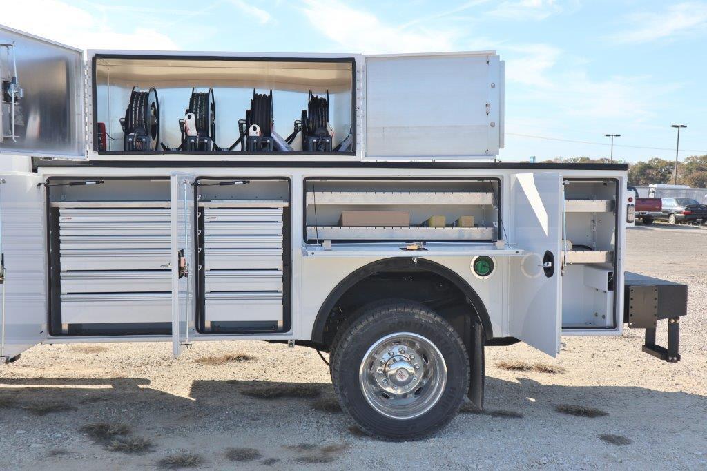 2019 Ram 5500 Regular Cab DRW 4x4, Palfinger PAL Pro 20 Mechanics Body #617065 - photo 16