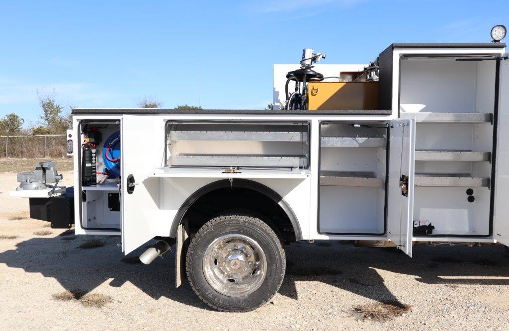 2019 Ram 5500 Regular Cab DRW 4x4, Palfinger PAL Pro 20 Mechanics Body #617065 - photo 26