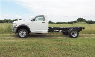 2019 Ram 5500 Regular Cab DRW 4x4,  Cab Chassis #617067 - photo 1