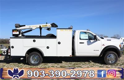 2019 Ram 5500 Regular Cab DRW 4x4, Palfinger Mechanics Body #617068 - photo 1