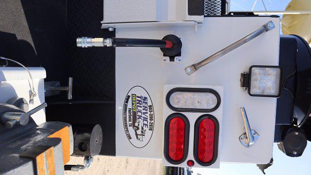 2021 Ram 5500 Crew Cab DRW 4x4, Palfinger PAL Pro 43 Mechanics Body #625637 - photo 9