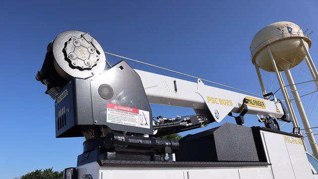 2021 Ram 5500 Crew Cab DRW 4x4, Palfinger PAL Pro 43 Mechanics Body #625637 - photo 13