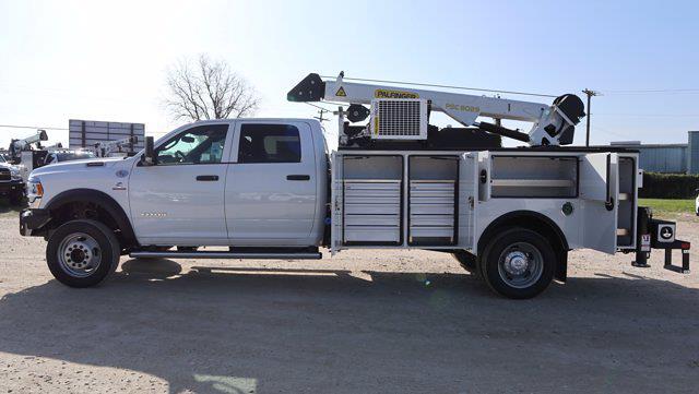 2021 Ram 5500 Crew Cab DRW 4x4, Palfinger PAL Pro 43 Mechanics Body #625637 - photo 21