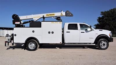 2021 Ram 5500 Crew Cab DRW 4x4, Palfinger PAL Pro 43 Mechanics Body #625637 - photo 10
