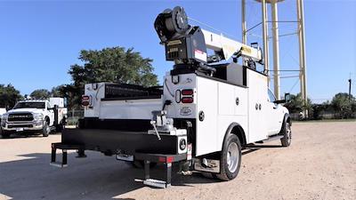 2021 Ram 5500 Crew Cab DRW 4x4, Palfinger PAL Pro 43 Mechanics Body #625637 - photo 11