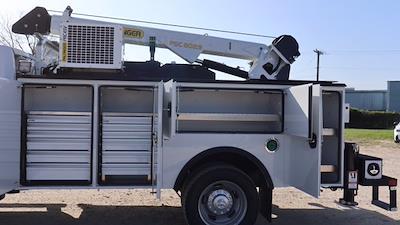 2021 Ram 5500 Crew Cab DRW 4x4, Palfinger PAL Pro 43 Mechanics Body #625637 - photo 22