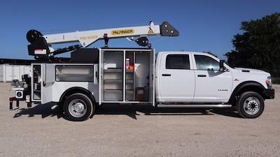 2021 Ram 5500 Crew Cab DRW 4x4, Palfinger PAL Pro 43 Mechanics Body #625637 - photo 31