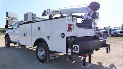 2021 Ram 5500 Crew Cab DRW 4x4, Palfinger PAL Pro 43 Mechanics Body #625637 - photo 5