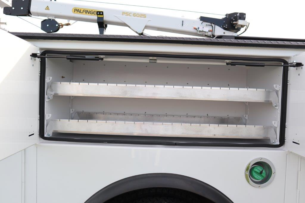 2019 Ram 5500 Regular Cab DRW 4x4, Palfinger Mechanics Body #642235 - photo 25