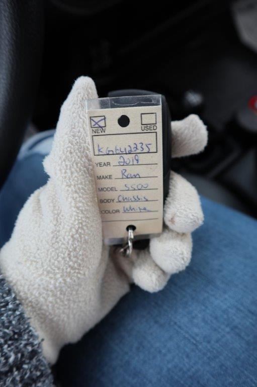 2019 Ram 5500 Regular Cab DRW 4x4, Palfinger Mechanics Body #642235 - photo 35