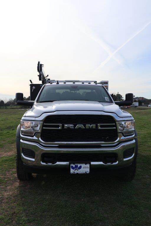 2019 Ram 5500 Regular Cab DRW 4x4, Palfinger Mechanics Body #642236 - photo 3