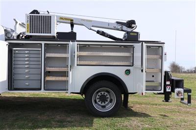 2019 Ram 5500 Regular Cab DRW 4x4, Palfinger Mechanics Body #642239 - photo 16