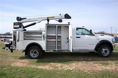 2019 Ram 5500 Regular Cab DRW 4x4, Palfinger Mechanics Body #642239 - photo 27