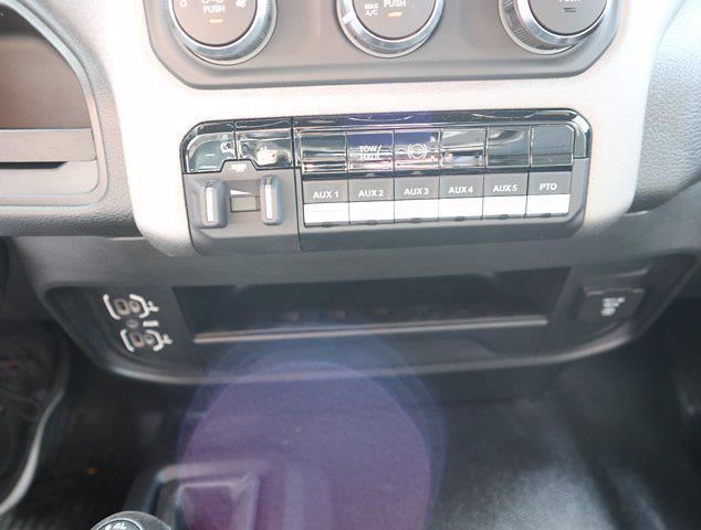 2021 Ram 5500 Regular Cab DRW 4x4,  Palfinger Heavy Duty Stake Bed #643050 - photo 28