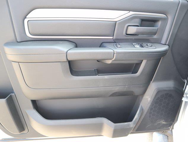 2021 Ram 5500 Regular Cab DRW 4x4,  Palfinger Heavy Duty Stake Bed #643050 - photo 34