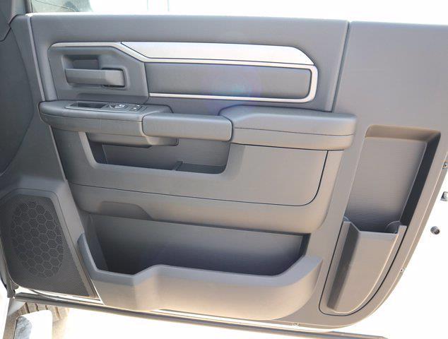 2021 Ram 5500 Regular Cab DRW 4x4,  Palfinger Heavy Duty Stake Bed #643050 - photo 37