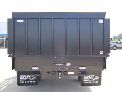 2021 Ram 5500 Regular Cab DRW 4x4,  Palfinger Heavy Duty Stake Bed #643050 - photo 8