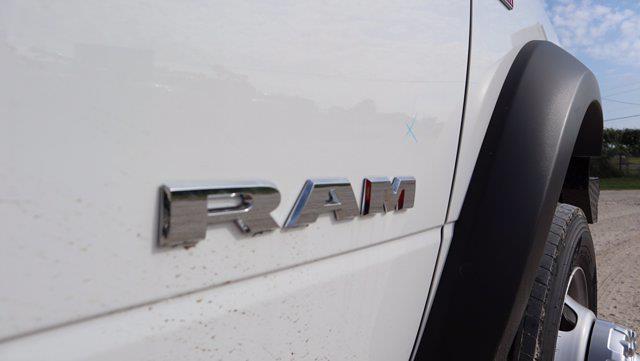 2021 Ram 5500 Crew Cab DRW 4x4, Palfinger PAL Pro 43 Mechanics Body #644472 - photo 12