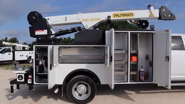 2021 Ram 5500 Crew Cab DRW 4x4, Palfinger PAL Pro 43 Mechanics Body #644472 - photo 23
