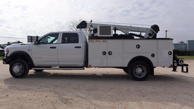 2021 Ram 5500 Crew Cab DRW 4x4, Palfinger PAL Pro 43 Mechanics Body #644472 - photo 5